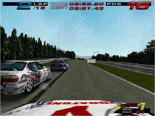 TOCA Touring Car Championship - screen - 2001-11-29 - 8066