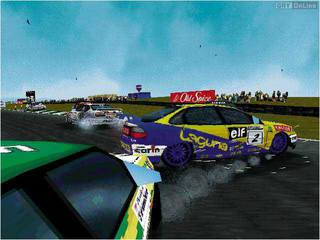 TOCA Touring Car Championship - screen - 2001-11-29 - 8067