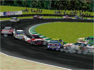TOCA Touring Car Championship - screen - 2001-11-29 - 8068