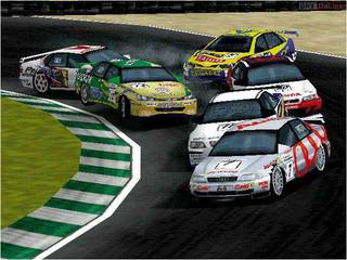 TOCA Touring Car Championship - screen - 2001-11-29 - 8069