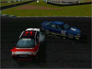 TOCA Touring Car Championship - screen - 2001-11-29 - 8070