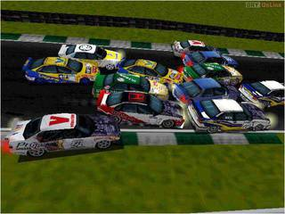 TOCA Touring Car Championship - screen - 2001-11-29 - 8071
