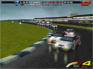 TOCA Touring Car Championship - screen - 2001-11-29 - 8072
