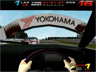 TOCA Touring Car Championship - screen - 2001-11-29 - 8073