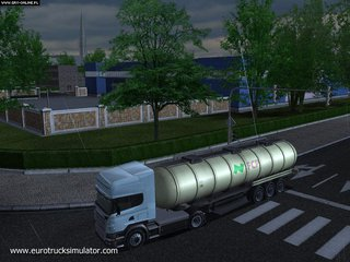 Euro Truck Simulator - screen - 2008-04-04 - 102167