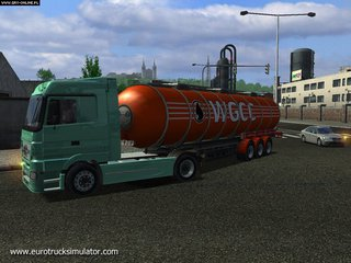 Euro Truck Simulator - screen - 2008-04-04 - 102171