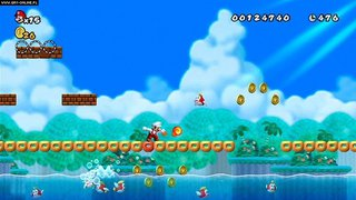New Super Mario Bros. Wii id = 167567