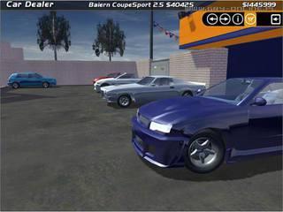 Street Legal Racing: Redline - screen - 2003-11-06 - 19991