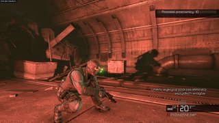 Tom Clancy's Splinter Cell: Conviction - screen - 2010-04-29 - 184625