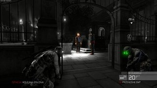 Tom Clancy's Splinter Cell: Conviction - screen - 2010-04-29 - 184627