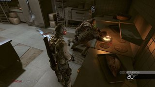 Tom Clancy's Splinter Cell: Conviction - screen - 2010-04-29 - 184633