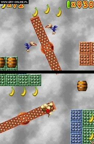 Donkey Kong: Jungle Climber - screen - 2009-05-20 - 147704