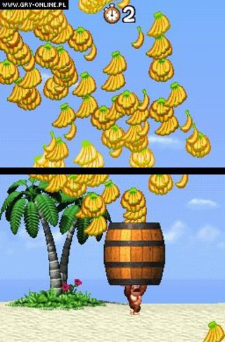 Donkey Kong: Jungle Climber - screen - 2009-05-20 - 147706