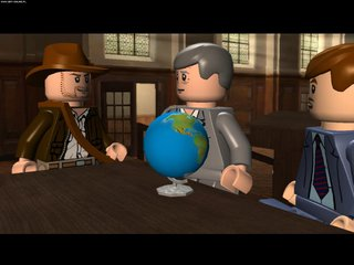 LEGO Indiana Jones: The Original Adventures - screen - 2008-06-10 - 107776