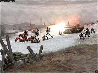 Warhammer 40,000: Dawn of War - Winter Assault - screen - 2005-08-10 - 51788