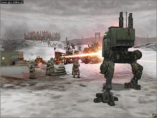 Warhammer 40,000: Dawn of War - Winter Assault - screen - 2005-08-10 - 51790