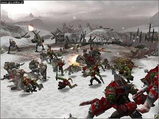 Warhammer 40,000: Dawn of War - Winter Assault - screen - 2005-08-10 - 51792
