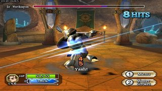 Dragon Quest Swords: The Masked Queen and the Tower of Mirrors - screen - 2008-04-25 - 104301
