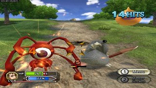 Dragon Quest Swords: The Masked Queen and the Tower of Mirrors - screen - 2008-04-25 - 104305