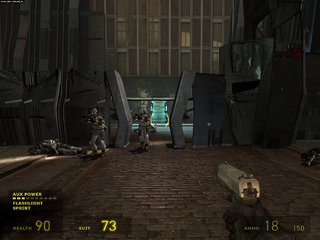 Half-Life 2: Episode One - screen - 2006-06-05 - 67898
