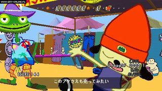 PaRappa the Rapper - screen - 2009-12-11 - 175038