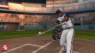 Major League Baseball 2K8 id = 97516