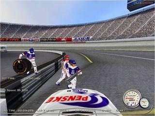 NASCAR 2000 - screen - 2001-09-21 - 6871
