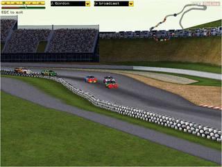 NASCAR 2000 - screen - 2001-09-21 - 6873