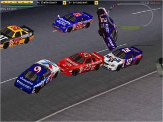NASCAR 2000 - screen - 2001-09-21 - 6875
