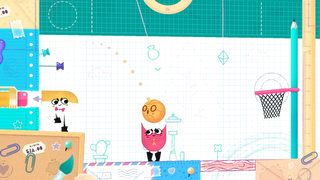 Snipperclips: Cut It Out, Together id = 337463