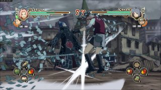 Naruto Shippuden: Ultimate Ninja Storm 2 - screen - 2010-10-06 - 196000