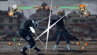 Naruto Shippuden: Ultimate Ninja Storm 2 - screen - 2010-10-06 - 196002