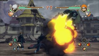 Naruto Shippuden: Ultimate Ninja Storm 2 - screen - 2010-10-06 - 196003