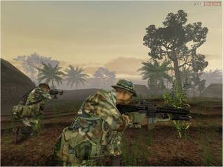 Tom Clancy's Ghost Recon: Island Thunder - screen - 2002-08-22 - 11320