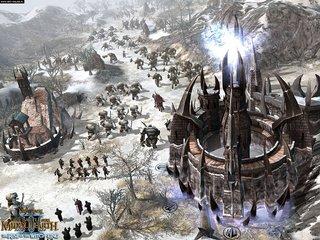 Władca Pierścieni: Bitwa o Śródziemie II – Król Nazguli - screen - 2006-11-21 - 75744