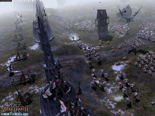 Władca Pierścieni: Bitwa o Śródziemie II – Król Nazguli - screen - 2006-11-21 - 75745