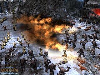 Władca Pierścieni: Bitwa o Śródziemie II – Król Nazguli - screen - 2006-11-21 - 75747