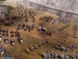 Władca Pierścieni: Bitwa o Śródziemie II – Król Nazguli - screen - 2006-11-21 - 75748
