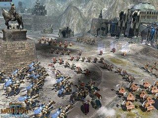 Władca Pierścieni: Bitwa o Śródziemie II – Król Nazguli - screen - 2006-11-21 - 75749