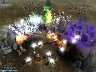 Władca Pierścieni: Bitwa o Śródziemie II – Król Nazguli - screen - 2006-11-21 - 75750