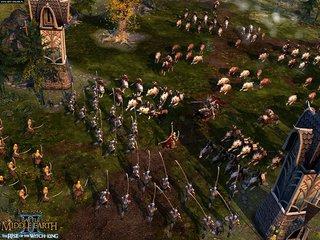 Władca Pierścieni: Bitwa o Śródziemie II – Król Nazguli - screen - 2006-11-21 - 75751