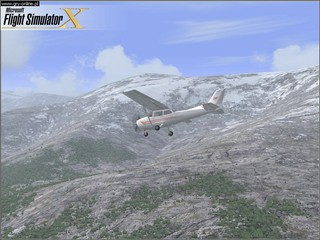 Microsoft Flight Simulator X - screen - 2006-01-16 - 60081