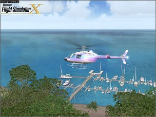Microsoft Flight Simulator X - screen - 2006-01-16 - 60083