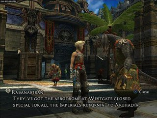 Final Fantasy XII - screen - 2007-01-15 - 77793