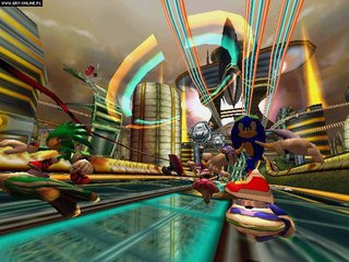 Sonic Riders: Zero Gravity - screen - 2007-08-24 - 87664