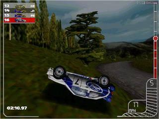 Colin McRae Rally (1998) - screen - 2001-02-28 - 2002