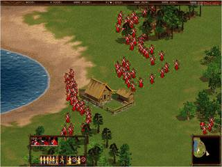 Kozacy: Europejskie Boje - screen - 2001-04-25 - 3094
