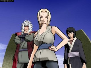 Naruto: Ultimate Ninja 3 - screen - 2007-12-14 - 91856