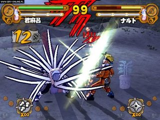 Naruto: Ultimate Ninja 3 - screen - 2007-12-14 - 91859