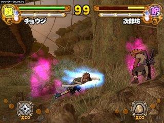 Naruto: Ultimate Ninja 3 - screen - 2007-12-14 - 91862